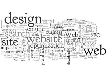 Can Web Design be Optimized