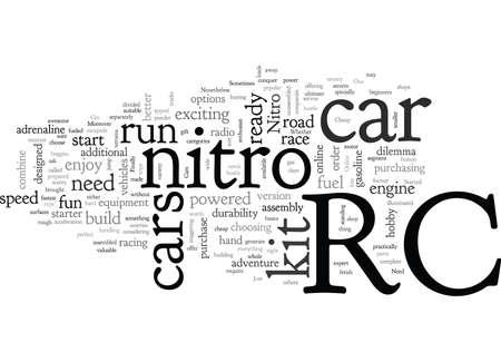 cheap nitro rc car