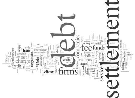 Debt Settlement Company Myths