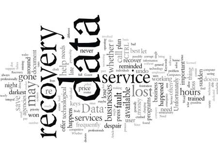 Do You Need A Data Recovery Service