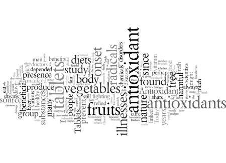 Do You Need Antioxidant Tablets