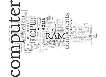 Computer Components for Idiots