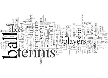 ¿Más rápido significa mejor en Tenis Parte II?