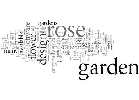 Design Your Own Rose Garden