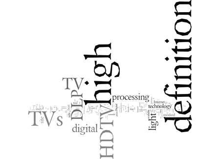 HDTV DLP