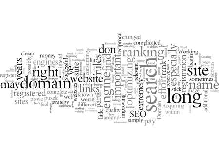 Domain Names The Good and The Bad