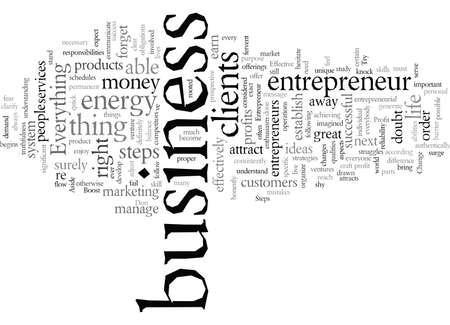 entrepreneur profit Illustration
