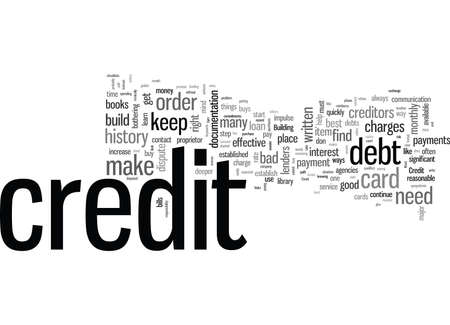 Comment construire votre crédit