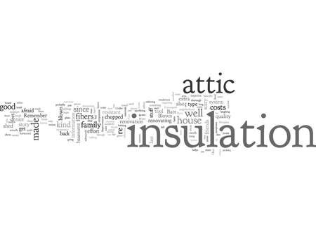 Home improvements to your attic