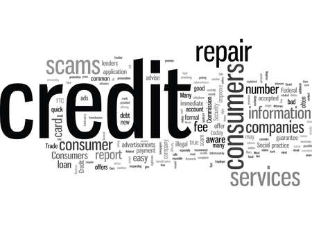 How To Avoid Credit Related Scams