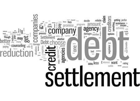 So wählen Sie ein besseres Schuldenregulierungsunternehmen aus