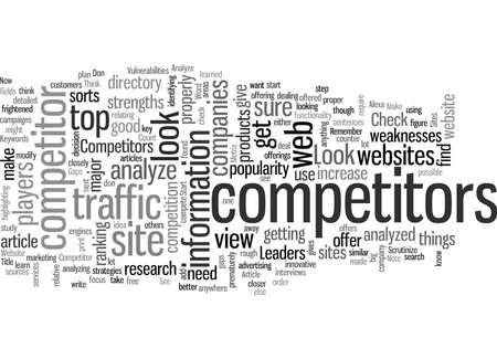 Comment analyser le site Web d'un concurrent