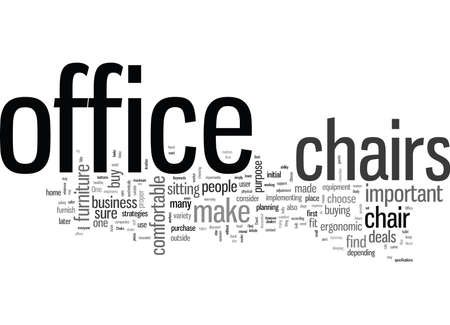 How To Choose The Best Office Chairs