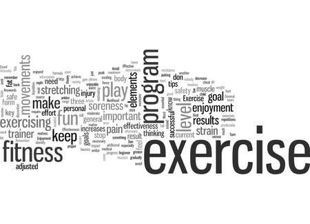 Comment faire de l'exercice et en profiter