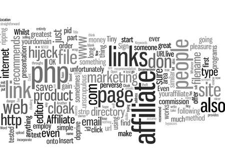 How To Effectively Cloak Your Affiliate Links