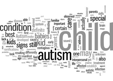 Come rilevare l'autismo nel bambino