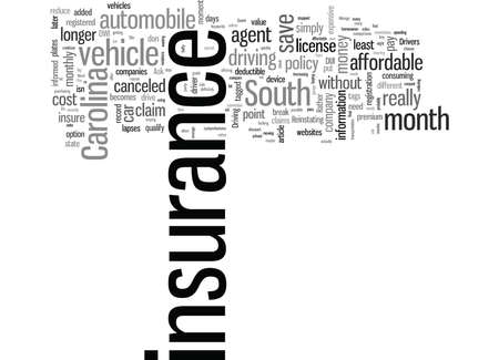 How To Get Affordable Automobile Insurance In South Carolina