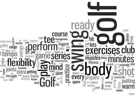 Hoe u in enkele minuten opwarmt voor uw golfspel met golffitness-rekoefeningen