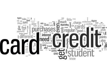 How To Make Sense Of The Student Credit Cards