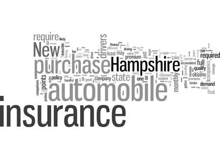How To Get The Best Rates On Automobile Insurance In New Hampshire