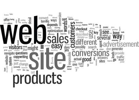 How To Improve Sales Conversions On Your Website 版權商用圖片 - 132371574