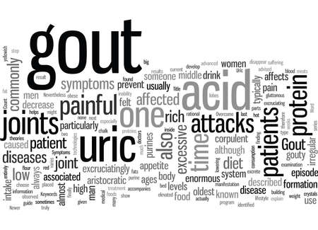 How To Overcome The Symptoms Of Gout