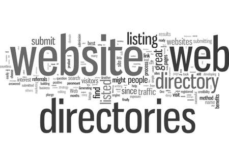 How To Submit To Web Directories