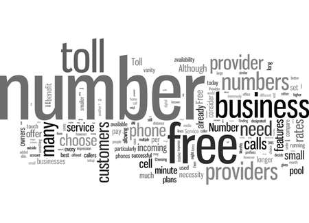 How To Get An Number For Your Business