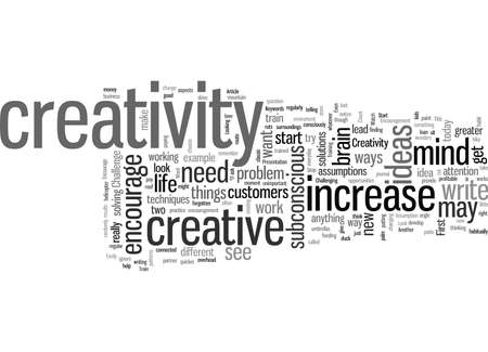 How To Increase Creativity