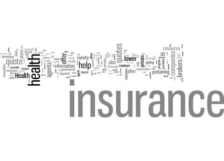 How to get a lower health insurance quote Illustration