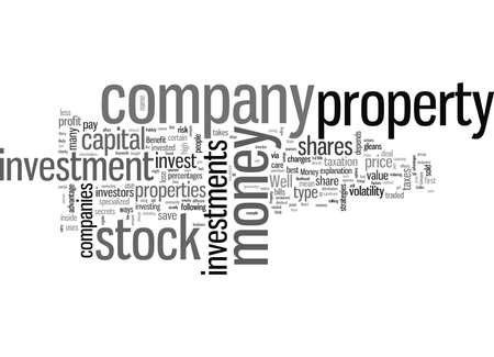 How To Make Money With An Investment Property Company Vektoros illusztráció