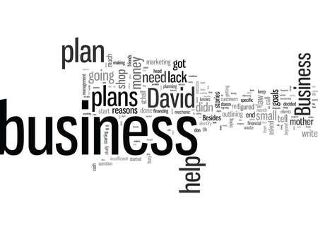I Don t Need a Business PlanDo I Stock Vector - 132373276