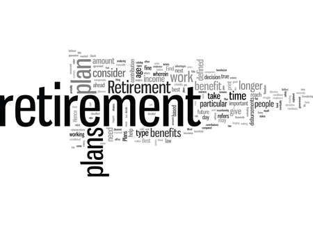 How to Find the Best Retirement Plans