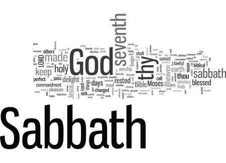 Is the Seventh day really the Sabbath