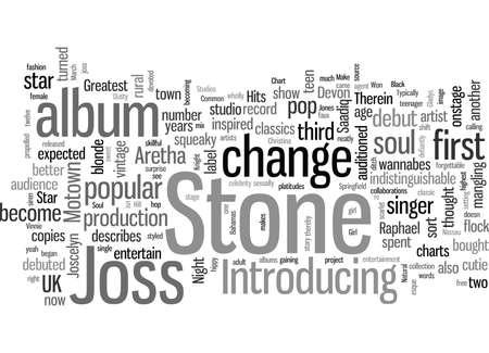 La strada per la gloria di Joss Stone Vettoriali