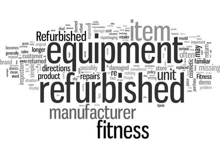 Is Refurbished Fitness Equipment as good as new