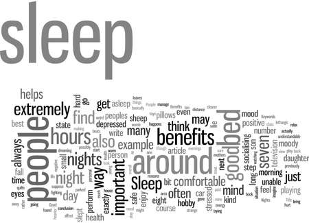 Important Health Benefits Of A Good Nights Sleep
