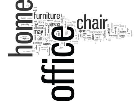 Improve Your Work Productivity With Comfortable Home Office Chairs