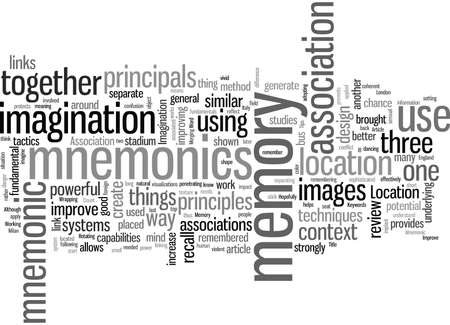 Improve Memory Tips