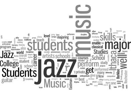 Jazz Music Schools