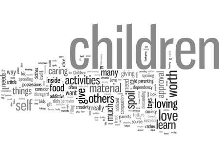 Ist es in Ordnung, Ihre Kinder zu verwöhnen?