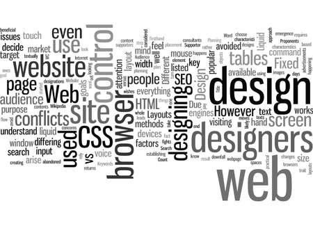 Issues On Web Design