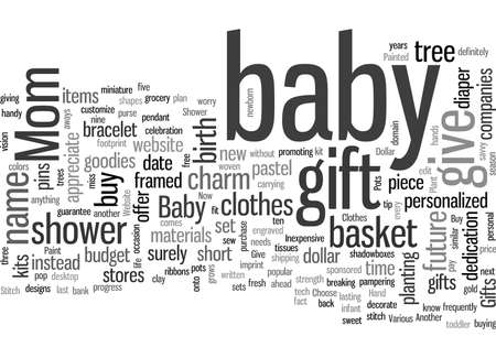 inexpensive baby shower gifts