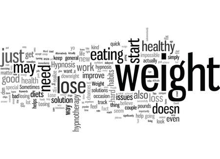 Join the Thin crowd Use Hypnosis to Help You Lose Weight