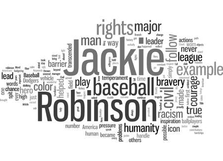 Jackie Robinson A Civil Rights Hero