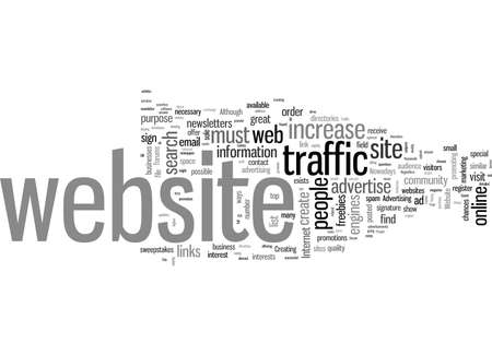 Increase Website Traffic With Links To Your Website