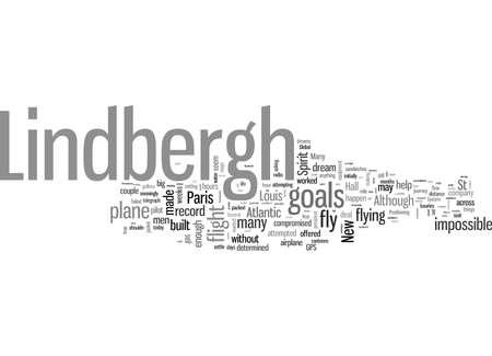 No GPS for Lindbergh Illustration