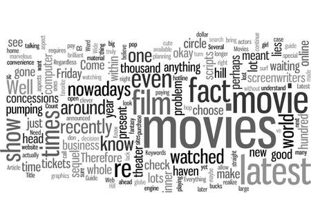 Latest Movies What You Need To Know Guide