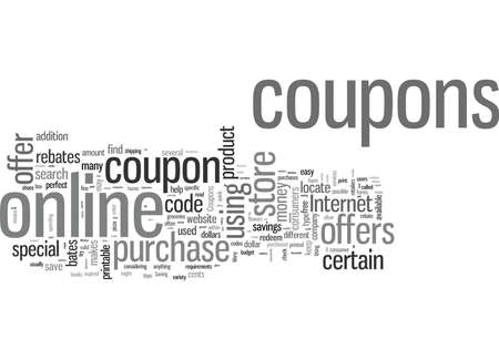 New Age Of Coupons 向量圖像