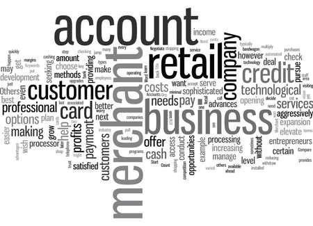 Retail Merchant Accounts Do You Need One Illustration
